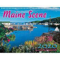 Maine Scene Maine Scene 2020 Wall Calendar