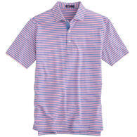 johnnie-O Men's Noah Striped Polo Short-Sleeve Shirt