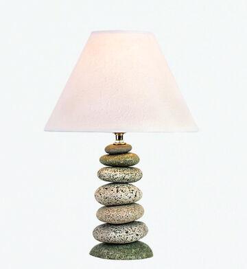 Funky Rock Designs Mini Coastal Lamp