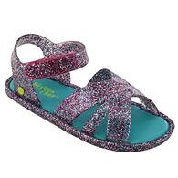 Western Chief Girls' Sandbox Glitter Sandal