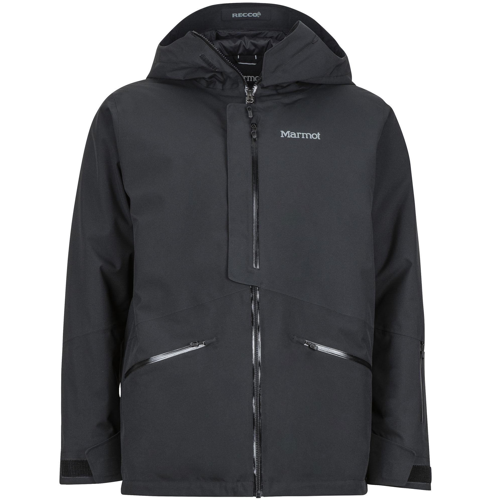 Steel Onyx Marmot Tumalo Short Sleeve Small Mens 44150-1515-S