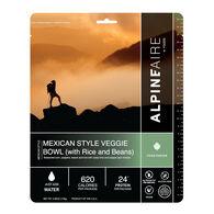 AlpineAire Mexican Style Veggie Bowl Gluten Free Vegan Meal - 2 Servings