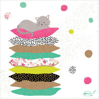 Pictura Cat On Pillows Smart Cloth