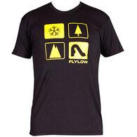 Flylow Sports Men's Square Short-Sleeve T-Shirt
