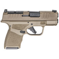 "Springfield Hellcat Micro-Compact OSP Desert FDE 9mm 3"" 11-Round Pistol"