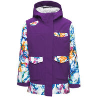 Spyder Active Sports Girl's Claire Jacket