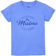 Lakeshirts Women's Berlioz Lobster Short-Sleeve T-Shirt