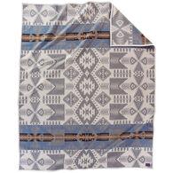 Pendleton Woolen Mills Silver Bark Robe Blanket