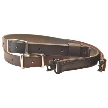 Deerfield Leathers Leather Gun Sling Strap