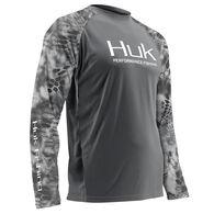 Huk Kryptek Performance Vented Long-Sleeve Fishing Shirt