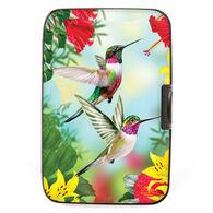 Fig Design Women's Hummingbirds RFID Wallet