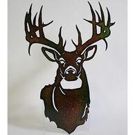 Slifka Sales Co Metal Big Buck Wall Art
