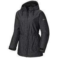 Columbia Women's Norwalk Mountain Rain Jacket