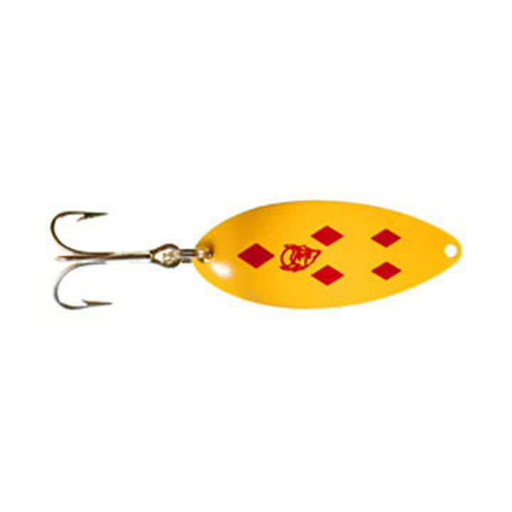 Eppinger Dardevle Spoon 1 Oz Red White Stripe Fishing Lure for sale online