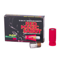 "Brenneke USA Red Magic Sabot 12 GA 2-3/4"" 1 oz. Slug Ammo (5)"