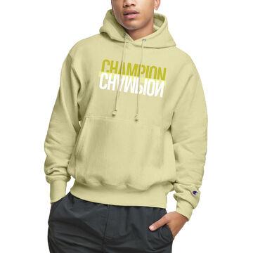 Champion Mens Reverse Weave Pullover Hooded Sweatshirt