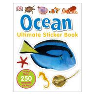 DK Ultimate Sticker Book: Ocean by DK
