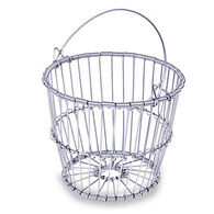 K. B. White Peck Clam Basket