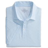 Vineyard Vines Men's Printed Sankaty Performance Polo Short-Sleeve Shirt