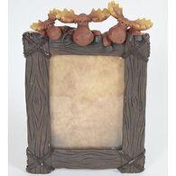 """Slifka Sales Co Moose Vertical Frame - 4"""" x 6"""""""