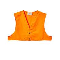 Filson Men's Blaze Orange Safety Vest