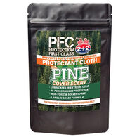 PFC Lubricant Protectant w/ Pine Cover Scent Gun Rag