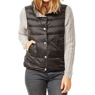 Carve Designs Women's Silverton Reversible Down Vest