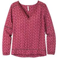 Mountain Khakis Women's Harvest Long-Sleeve Shirt