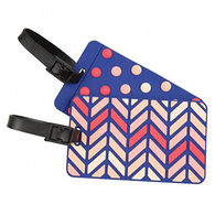 Travelon Sunset and Fades Luggage Tag - 2 Pk.