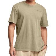 Champion Men's Script Logo Lightweight Short-Sleeve T-Shirt