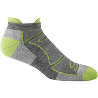 Darn Tough Vermont Men's No Show Light Tab Cushion Sock