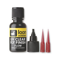 Loon Outdoors UV Thick Clear Fly Finish