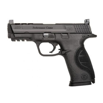 Smith & Wesson Performance Center Ported M&P9 9mm 4.25 17-Round Pistol