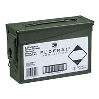 American Eagle 5.56x45mm 55 Grain FMJ Centerfire Rifle Ammo in Can (420)