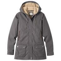 Mountain Khakis Women's Ranch Shearling Hooded Coat