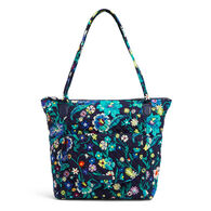 Vera Bradley Signature Cotton Carson North South Tote Bag