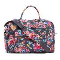 Vera Bradley Signature Cotton Weekender 29 Liter Travel Bag