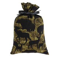 Moosehead Balsam Fir Wildlife Silhouettes Bag