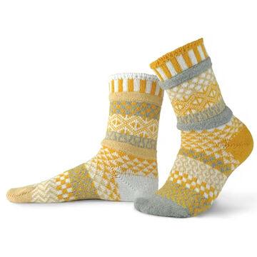Solmate Socks Womens Northern Sun Crew Sock