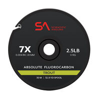 Scientific Anglers Absolute Fluorocarbon Trout Tippet - 30 Meters