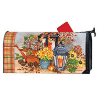 MailWraps Autumn Lights Magnetic Mailbox Cover