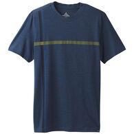 prAna Men's Garrity Crew-Neck Short-Sleeve Shirt