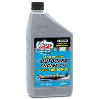 Lucas Synthetic SAE 10W-30 Extreme Duty Outboard Engine Oil
