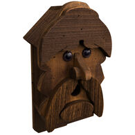 Brookside Woodworks Amish Handcrafted Sea Captain Birdhouse