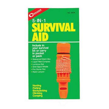 Coghlans Survival Aid