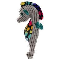 "Dogline 13"" Seahorse w/ Moving Tail Dog Toy"