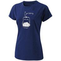 Ski The East Women's Good Morning Short-Sleeve T-Shirt