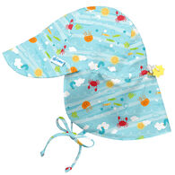 Green Sprouts Infant/Toddler Girl's Flap Sun Protection Hat