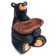 Big Sky Carvers Jeeves Bear Figurine