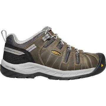 Keen Footwear Mens Flint II Steel Toe Work Shoe